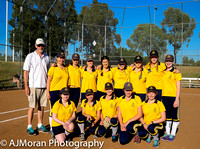 Oxley College Softball Finals